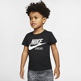 Nike Playera de manga corta infantil