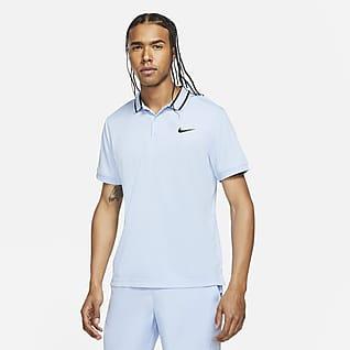 NikeCourt Dri-FIT Victory Tennispolo voor heren