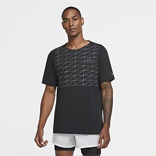 Nike Rise 365 Run Division Men's Flash Short-Sleeve Running Top
