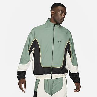 Nike Throwback Chamarra de básquetbol para hombre