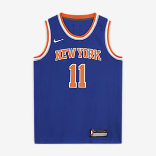 Knicks Icon Edition Maillot Nike NBA Swingman pour Enfant plus âgé