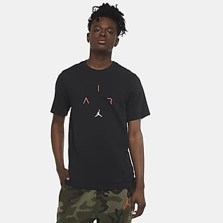 Jordan Air Men's Short-Sleeve Crew