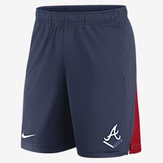 Nike Franchise (MLB Atlanta Braves) Men's Shorts