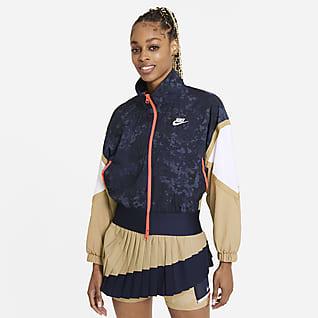 NikeCourt Slam Chamarra de tenis para mujer