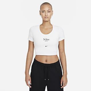Nike Sportswear Essential Top de manga curta para mulher