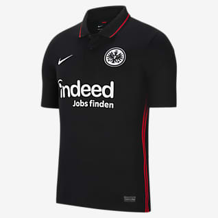 Eintracht Francoforte 2021/22 Stadium - Home Maglia da calcio - Uomo