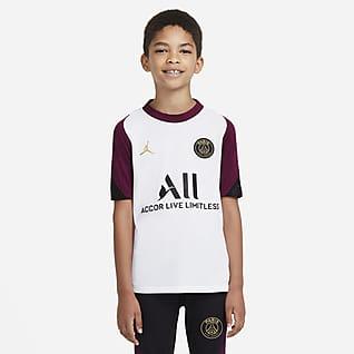 Paris Saint-Germain Strike 大童短袖足球上衣