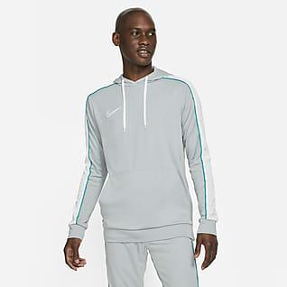 Nike Dri-FIT Academy Pánská fotbalová mikina s kapucí