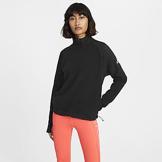 Nike Air Midlayer Camiseta de running - Mujer