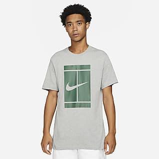 NikeCourt Tennis-T-skjorte til herre