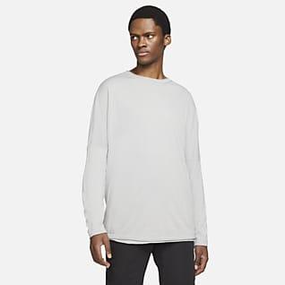 Nike ESC Prenda superior tejida de manga larga para hombre