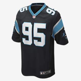 NFL Carolina Panthers (Derrick Brown) Men's Game Football Jersey