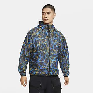 Nike ACG Men's Lightweight All-Over Print Jacket
