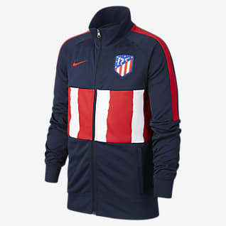 Atlético de Madrid Fußball-Track-Jacket für ältere Kinder