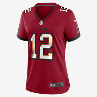NFL Tampa Bay Buccaneers (Tom Brady) Women's Game Football Jersey