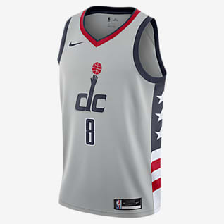 Washington Wizards City Edition Nike NBA Swingman Jersey