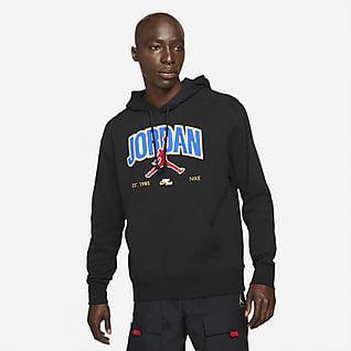 Jordan Jumpman Sudadera con gorro sin cierre para hombre