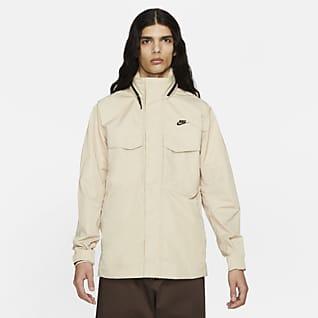 Nike Sportswear Premium Essentials Męska kurtka z kapturem bez podszewki M65