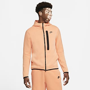 Nike Sportswear Tech Fleece Men's Washed Full-Zip Hoodie