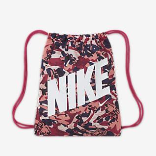 Nike Bolsa de gimnasio estampada para niños