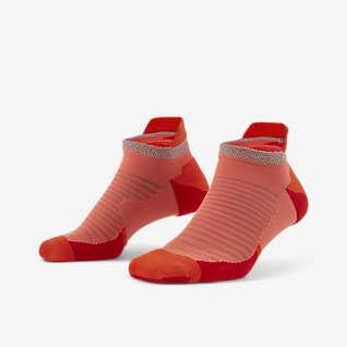 Nike Spark Cushioned No-Show Running Socks