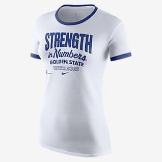 Golden State Warriors Mantra Women's Nike Dri-FIT NBA T-Shirt