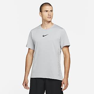 Nike Pro Dri-FIT Burnout Kurzarmshirt für Herren