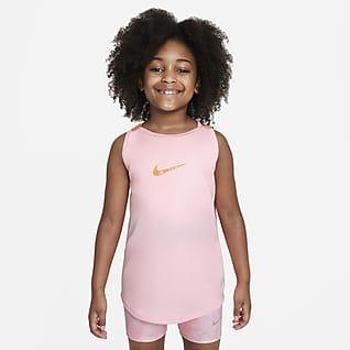 Nike Dri-FIT Elastika Treningssinglet  for store barn (jente)