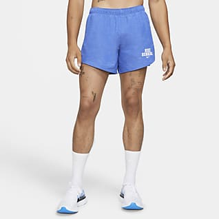 Nike Fast Heritage Men's Brief-Lined Running Shorts