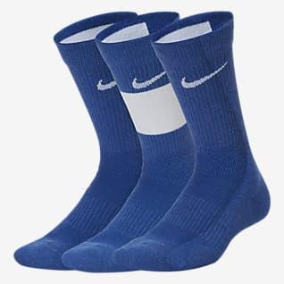 Nike Elite Kids' Basketball Crew Socks (3 Pairs)