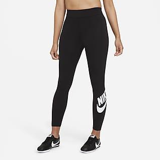 Nike Sportswear Essential เลกกิ้งเอวสูงผู้หญิง