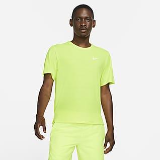 Nike Dri-FIT Miler Pánské běžecké tričko