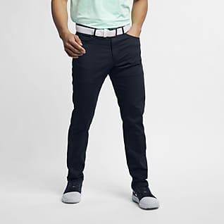 Nike Flex Pantalones de golf con 5 bolsillos de ajuste entallado para hombre