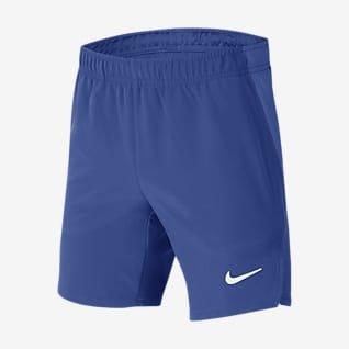 NikeCourt Flex Ace Теннисные шорты для мальчиков школьного возраста