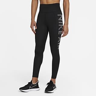 Nike Air Epic Fast Løbeleggings i 7/8-længde til kvinder