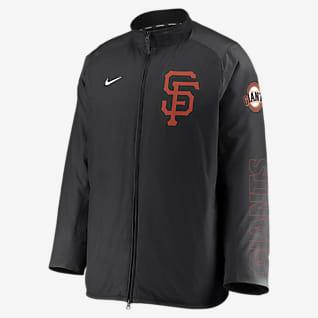 Nike Dugout (MLB San Francisco Giants) Men's Full-Zip Jacket