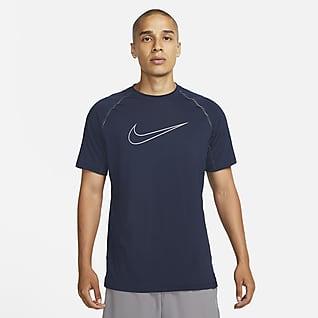 Nike Pro Dri-FIT Playera de manga corta con ajuste slim para hombre