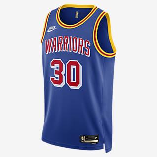Golden State Warriors Classic Edition: Year Zero Swingman Nike NBA-jersey met Dri-FIT