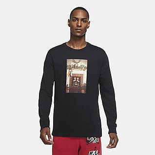 Jordan Jumpman Chimney 男款長袖 T 恤