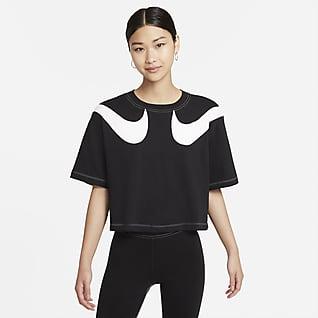 Nike Sportswear Swoosh Playera para mujer