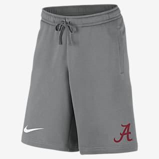 Nike College (Alabama) Men's Fleece Shorts