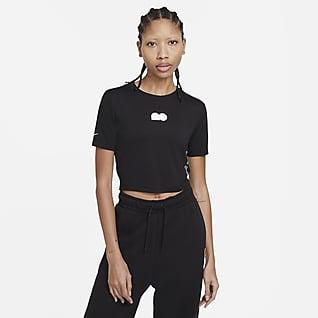 Naomi Osaka T-Shirt τένις με κοντό μήκος