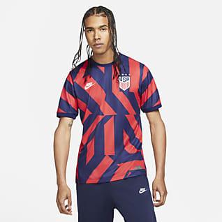 EE. UU. de visitante Stadium 2021 Camiseta de fútbol para hombre