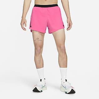 Nike AeroSwift กางเกงวิ่งขาสั้น 4 นิ้วผู้ชาย