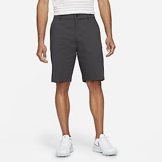 Nike Dri-FIT UV กางเกงกอล์ฟชิโน่ขาสั้นพิมพ์ลายผู้ชาย