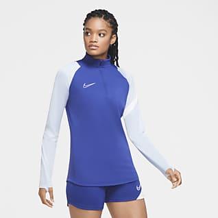 Nike Dri-FIT Academy Pro Camiseta de entrenamiento de fútbol - Mujer