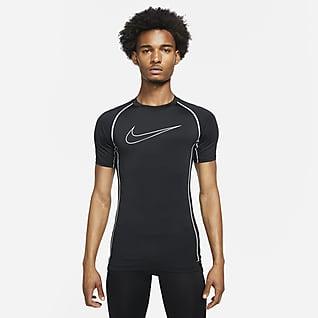 Nike Pro Dri-FIT Maglia a manica corta Tight Fit - Uomo