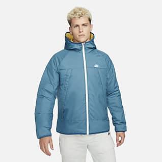 Nike Sportswear Therma-FIT Legacy Casaco reversível com capuz para homem