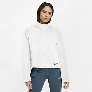 Nike Sportswear Tech Fleece Sudadera con capucha de cierre completo diseñada para mujer