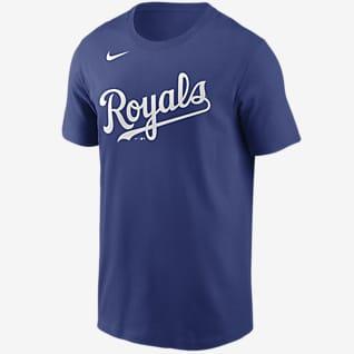 MLB Kansas City Royals (Salvador Perez) Men's T-Shirt